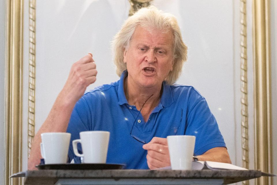 <p>Tim Martin confirmed that a number of Wetherspoon branches will operate as cafes</p>PA
