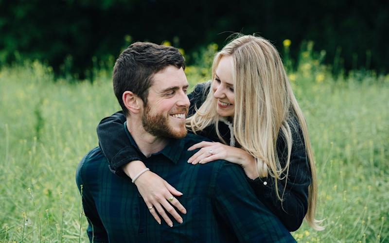 Lisse and Andrew Harper - Mark Lord, Photography