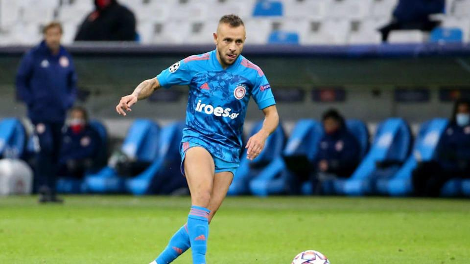 Olympique de Marseille v Olympiacos FC: Group C - UEFA Champions League | John Berry/Getty Images