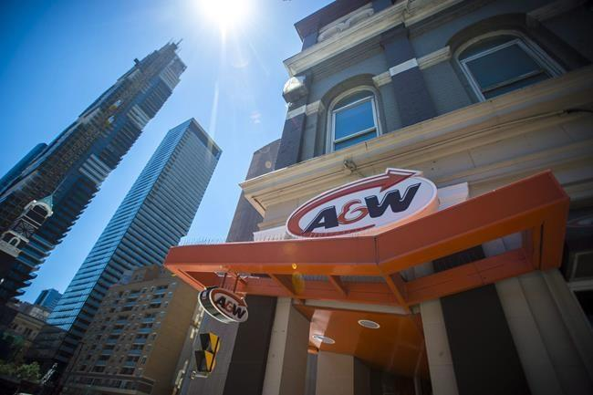 A&W reports slower sales growth while net income falls short of expectations