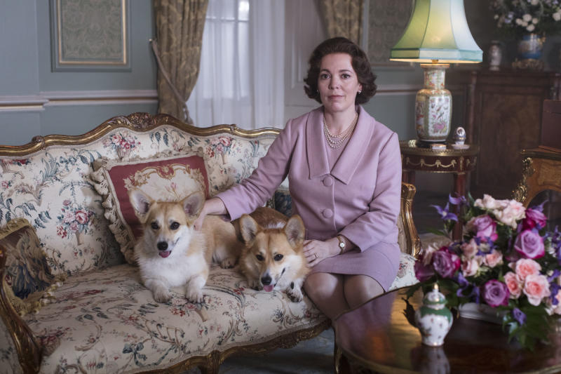 The Crown will last for six seasons as originally planned. (Netflix/Sophie Mutevelian)