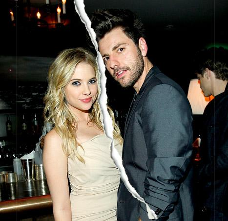 Ashley Benson Splits With Ryan Good After One Year