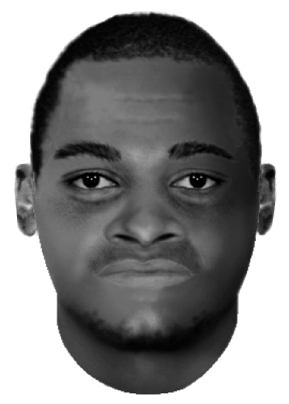 <p> This E-FIT image (Electronic Facial Identification Technique) provided by the Metropolitan Police on Dec. 7, 2012 show a computer-based face of a man whom British police are trying to identify after his body was found near London's Heathrow Airport in September. Police believe he was from Africa, probably from Angola, but they don't know his identity, or how to notify his next of kin. The apparent stowaway had no identification papers - just some currency from Angola, leading police to surmise that he was from that African nation, especially as inquiries showed that a plane from Angola was beginning its descent into Heathrow at about that time. (AP Photo/Metropolitan Police) </p>