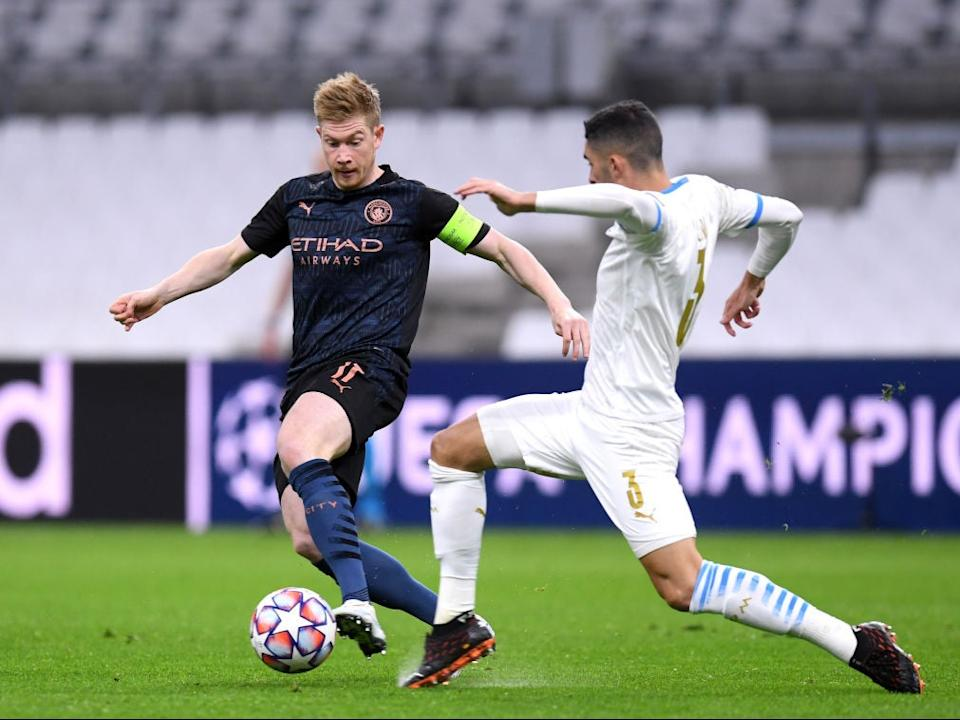 Kevin De Bruyne was the heartbeat of Man City's victoryGetty