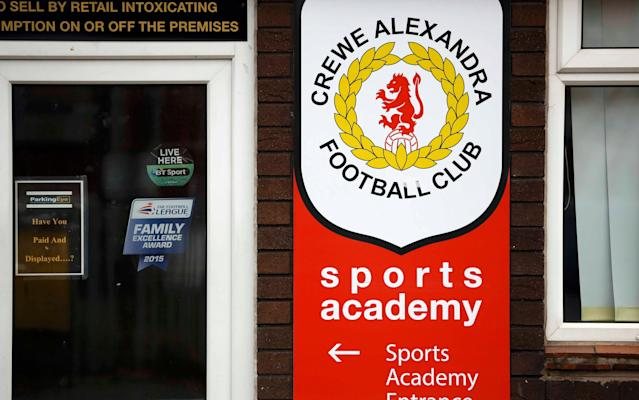 Crewe Alexandra told to start investigation into child abuse scandal or face being subject of one themselves