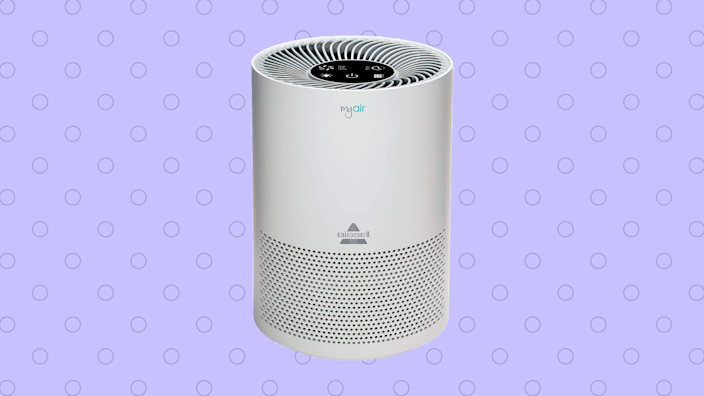Save 22 percent—Bissell MYair Purifier. (Photo: Amazon)