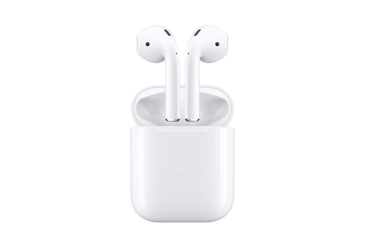 "$160, Amazon. <a href=""https://www.amazon.com/Apple-AirPods-Charging-Latest-Model/dp/B07PXGQC1Q?creativeASIN=B07PXGQC1Q&linkCode=w50&tag=w050b-20&imprToken=SfSR0WayJo79KvLoWmGh0Q&slotNum=5"">Get it now!</a>"