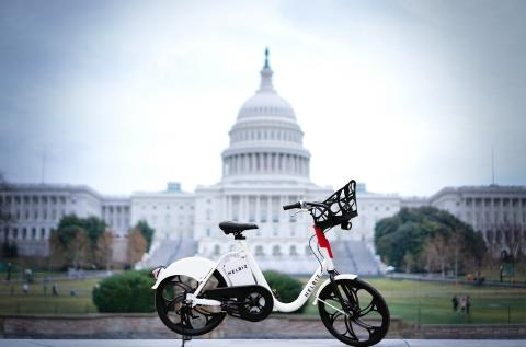 Micro-Mobility Leader, Helbiz, Awarded Permit to Operate e-Bikes in Washington, D.C.