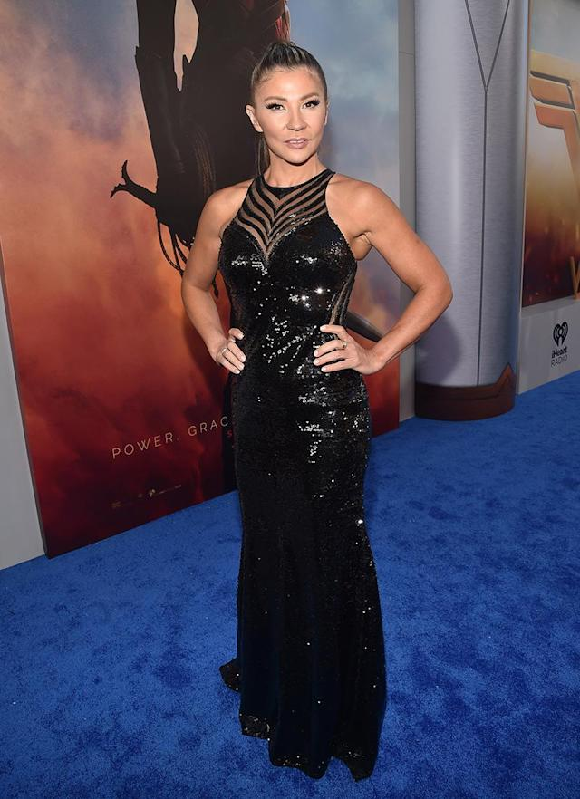 "<p>The actress plays Orana in ""Wonder Woman."" (Photo: Alberto E. Rodriguez/Getty Images) </p>"