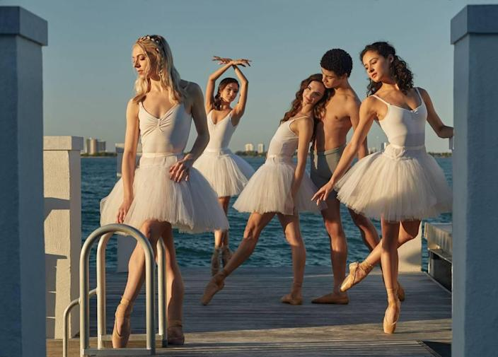 """Miami City Ballet plans to offer two outdoor productions in its 2020-2021 season: """"The Nutcracker"""" and the second act of """"Swan Lake."""""""
