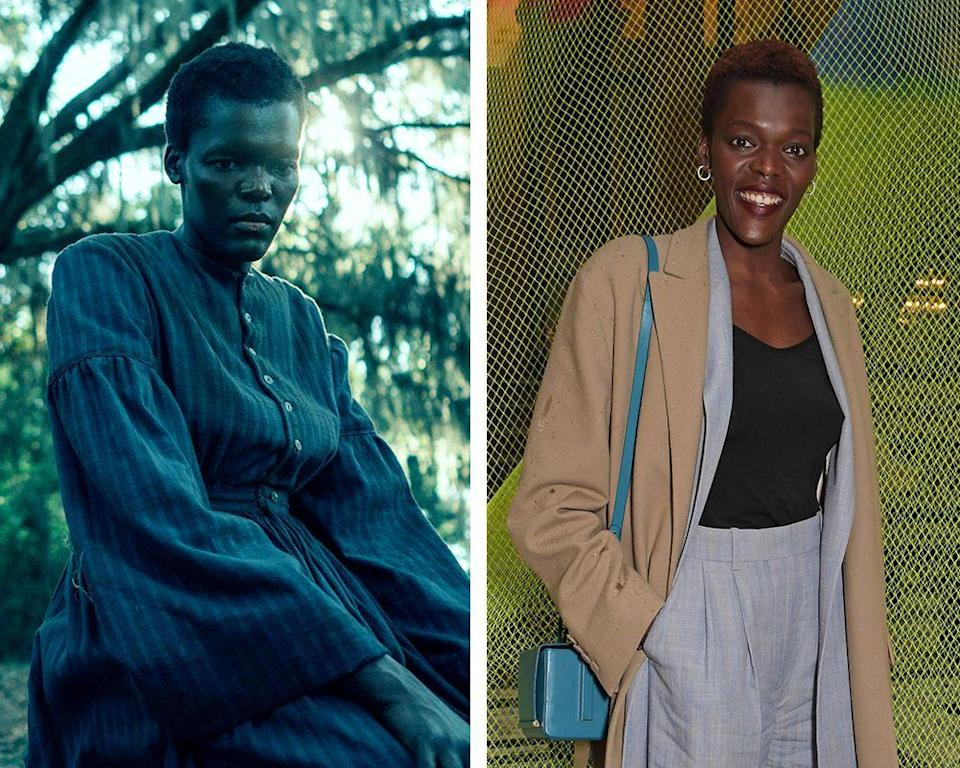 """<p>Atim is a British actress, singer, composer, and playwright, having won the 2018 Laurence Olivier Award for Best Supporting Actress in a Musical. She acts in this series as Mabel, Cora's mother. Series director Barry Jenkins saw much of his own relationship with his mother in the dynamic between Cora and Mabel. He told <em>T&C</em>, """"I remember getting to the end of the book and finally learning the story of [Cora's mother] Mabel and understanding that Cora had been on this journey, and been driven by this animus, this hurt. The hurt wasn't misplaced, because she was right to feel abandoned, but the abandonment was caused by something that was beyond any of their control. And I was like, 'Holy shit, this is me.' That's when everything just clicked."""" </p>"""