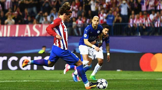 Leicester City remains the outsider in the Champions League knockout stage, and it will feel like it has a decent chance of continuing to prove its doubters wrong after suffering a 1-0 defeat in the first leg of the quarterfinals at Atletico Madrid.
