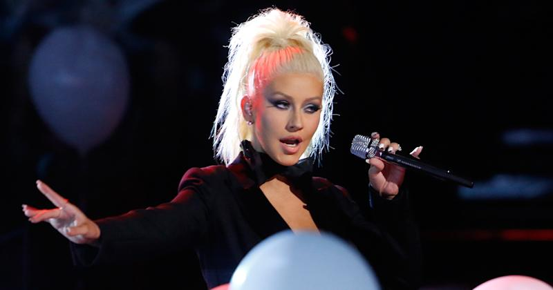 Christina Aguilera is BACK! Listen to her new discotastic song here