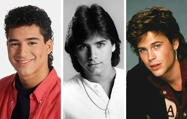 Remember when the mullet was the epitome of sexy and worn by heartthrobs like Mario Lopez, John Stamos, and Rob Lowe?