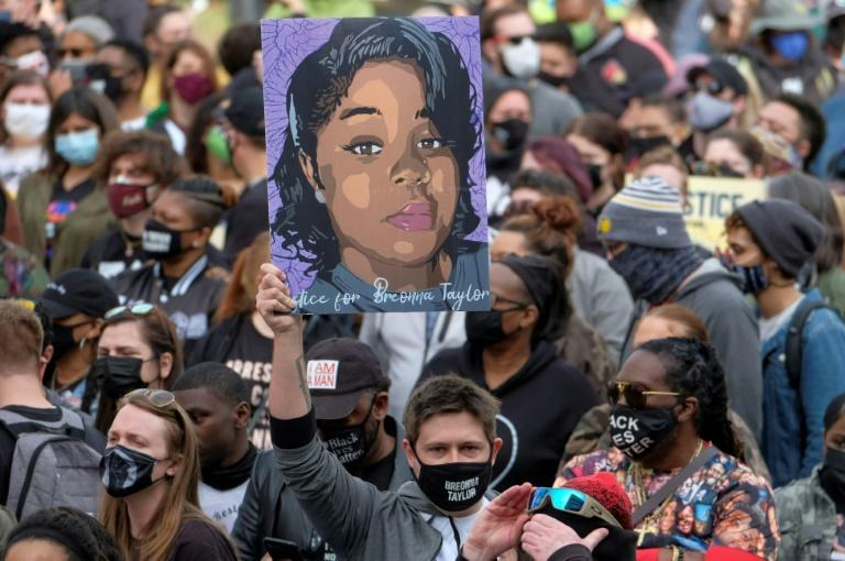 Breonna Taylor was shot and killed in her apartment by police looking for a former friend of hers