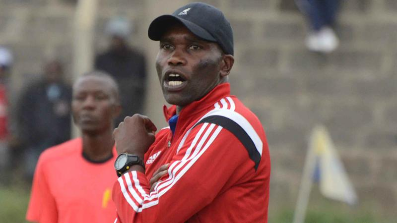 Sammy Omollo reveals target against Western Stima