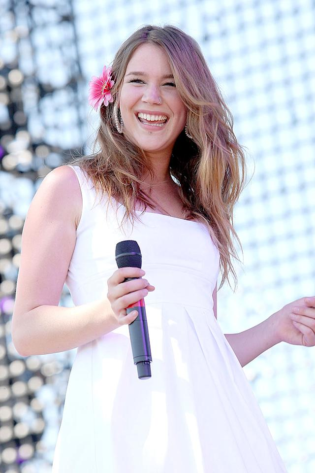 "British soul singer Joss Stone is a modern day Janis Joplin. John Shearer/<a href=""http://www.wireimage.com"" target=""new"">WireImage.com</a> - April 18, 2009"
