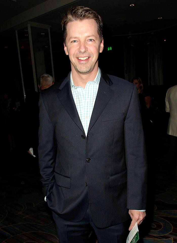 "<p class=""MsoNormal"">Sean Hayes played the out and proud character Jack McFarland for eight years on hit TV sitcom ""Will & Grace."" However, the actor didn't confirm his homosexuality until 2010, when<em> The Advocate</em> put him on the cover of its April issue with the headline: ""The interview you've waited 12 years to read.""</p>"