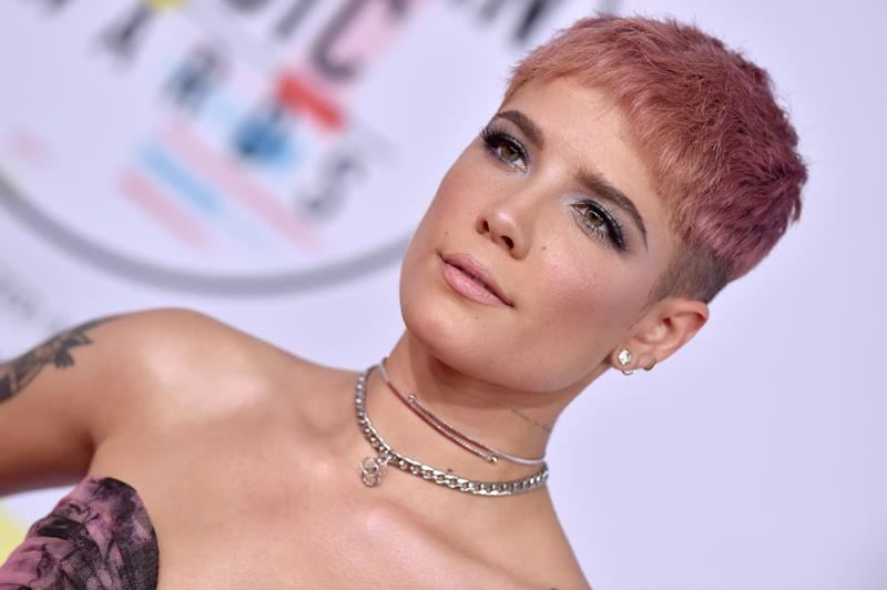 Halsey Let Her Fans Choose Her New Hair Color With a Twitter Poll
