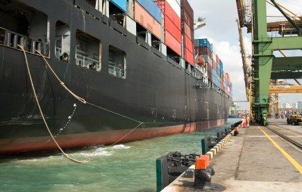 Here's a wrap-up of the battle between shipping sector's Big 2