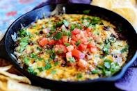 """<p>It's not a party until you whip out the queso. This recipe is a tried-and-true favorite.</p><p><strong><a href=""""https://thepioneerwoman.com/cooking/queso-fundido/"""" rel=""""nofollow noopener"""" target=""""_blank"""" data-ylk=""""slk:Get the recipe"""" class=""""link rapid-noclick-resp"""">Get the recipe</a>.</strong> </p><p><a class=""""link rapid-noclick-resp"""" href=""""https://go.redirectingat.com?id=74968X1596630&url=https%3A%2F%2Fwww.walmart.com%2Fip%2FThe-Pioneer-Woman-Timeless-Beauty-Pre-Seasoned-Plus-12-Cast-Iron-Fry-Pan%2F106289810&sref=https%3A%2F%2Fwww.thepioneerwoman.com%2Ffood-cooking%2Fmeals-menus%2Fg32157273%2Ffourth-of-july-appetizers%2F"""" rel=""""nofollow noopener"""" target=""""_blank"""" data-ylk=""""slk:SHOP SKILLETS"""">SHOP SKILLETS</a></p>"""