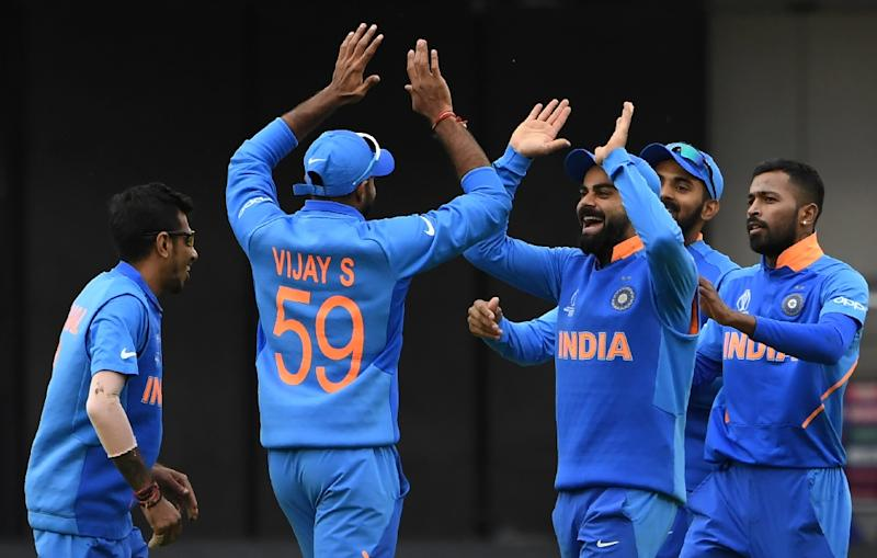 India beat Pakistan by 89 runs in the World Cup group game in Manchester (AFP Photo/Paul ELLIS)