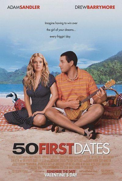 "<p>Falling in love is hard enough without short-term memory loss, but that's exactly the situation in this sweet Sandler flick. Watching Henry (<span class=""itemprop"">Adam Sandler</span>) cultivate a relationship with Lucy (<span class=""itemprop"">Drew Barrymore</span>) in spite of her memory issues will hit you right where it matters. Filmed in Oahu, this flick also scores points for its stunning scenery. </p><p><a class=""link rapid-noclick-resp"" href=""https://www.amazon.com/dp/B00190L018?ref=sr_1_1_acs_kn_imdb_pa_dp&qid=1544049068&sr=1-1-acs&autoplay=0&tag=syn-yahoo-20&ascsubtag=%5Bartid%7C10055.g.3243%5Bsrc%7Cyahoo-us"" rel=""nofollow noopener"" target=""_blank"" data-ylk=""slk:STREAM NOW"">STREAM NOW</a></p>"