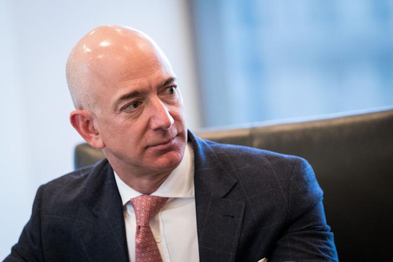 Amazon's Highest Paid Employee Last Year Was Not Jeff Bezos
