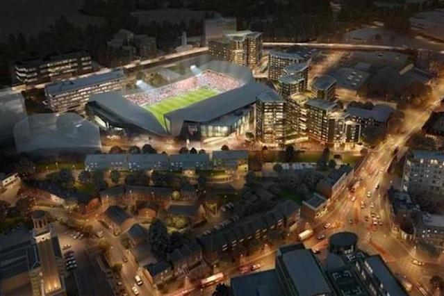 Brentford to start work on new 'Premier League' stadium in March