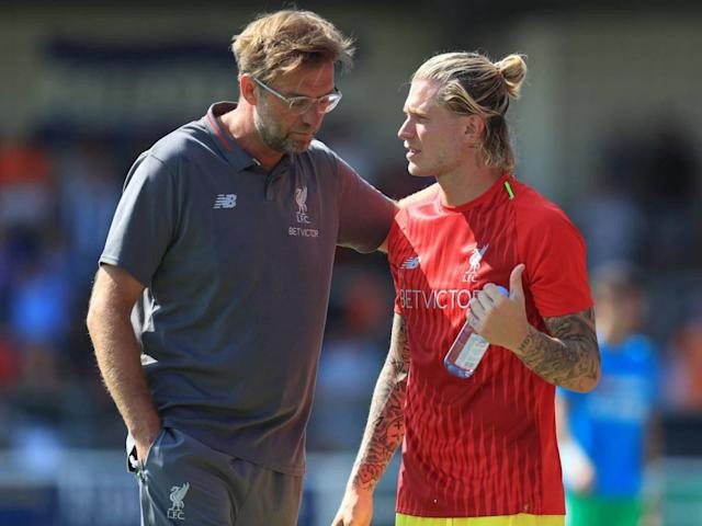 Klopp replaced Karius with Alisson as Liverpool's new No.1 goalkeeper last summer (PA)