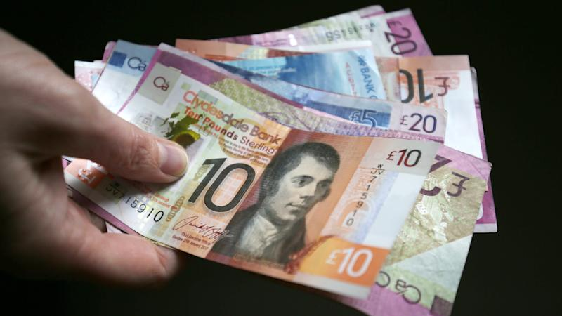 A third of England residents believe Scottish banknotes are fake – poll