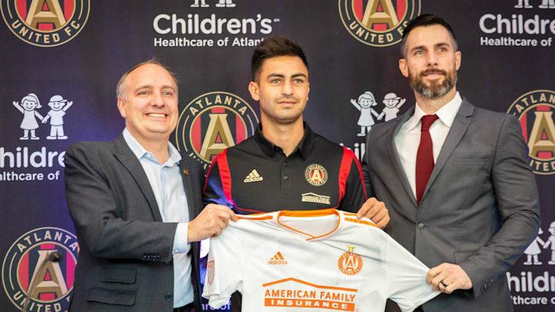 Pity Martinez MLS Atlanta United
