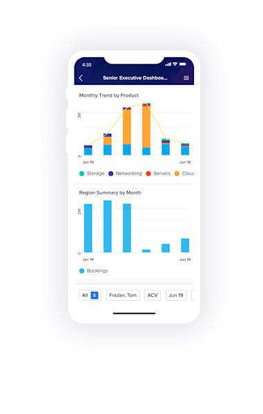 Anaplan Enables Planning at the Edge with New User Experience and Mobile App, Now Available