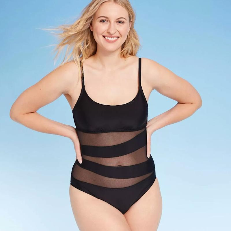 "<a href=""https://fave.co/3c3OSMW"" target=""_blank"" rel=""noopener noreferrer"">This swimsuit is $40 and qualifies for the BOGO half-off deal</a>."