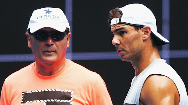 Toni Nadal has coached 14-time grand slam champion Rafael Nadal all his career, but that association is apparently set to end in 2018.