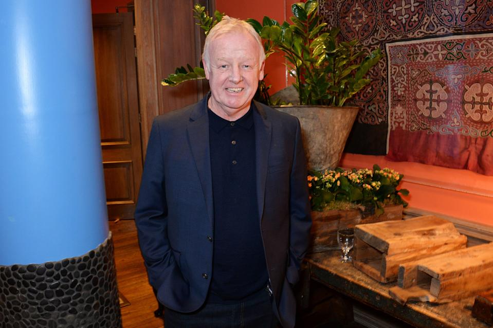 <p>Les Dennis who is making his opera debut later this year</p> (Dave Benett)