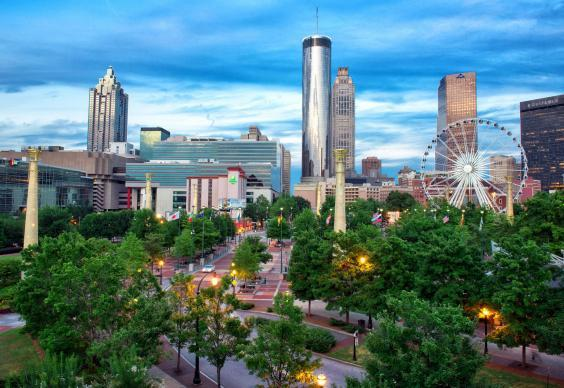Get to the heart of the deep south in Atlanta (Gene Phillips/ACVB Atlanta)