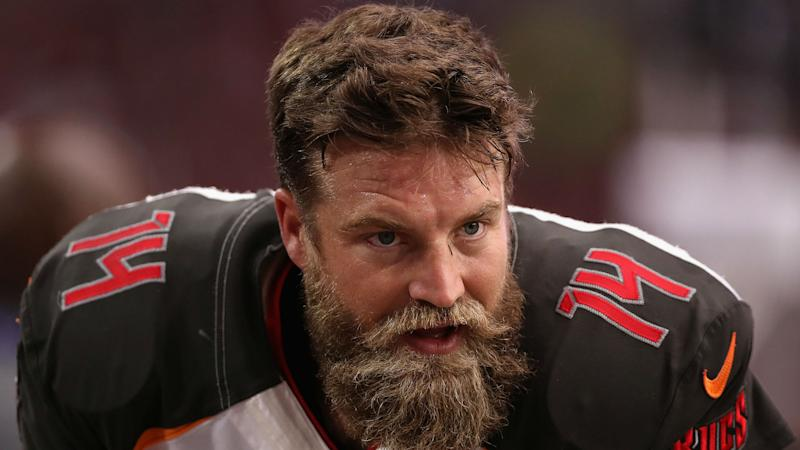 Ryan Fitzpatrick has extremely relatable reason for weight gain