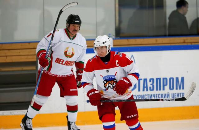 Ice Hockey Belarus Opposition Leader Welcomes Delay Of Decision On Minsk World Championship