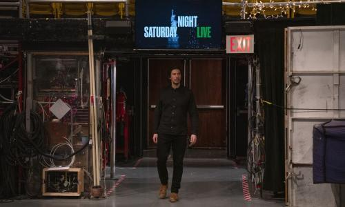 Saturday Night Live: Adam Driver hosts a third time and outdoes himself