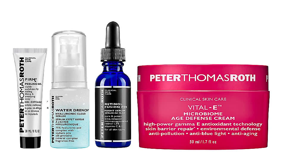 Score 32 percent off crucial anti-aging skincare products by a trusted brand. (Photo: QVC)