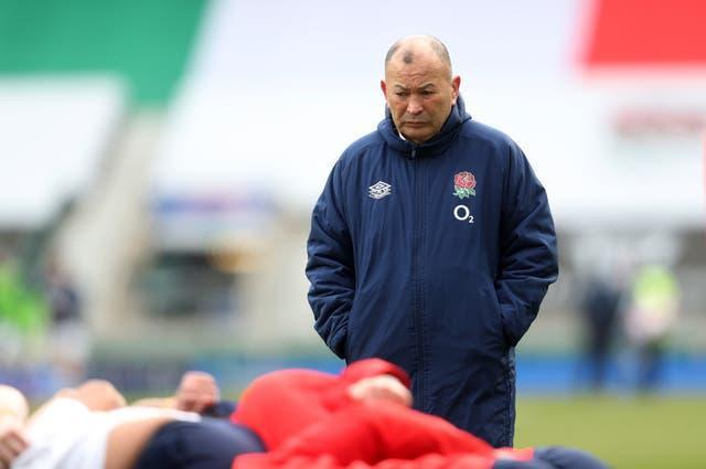 Eddie Jones says Jack Willis can come back a better player