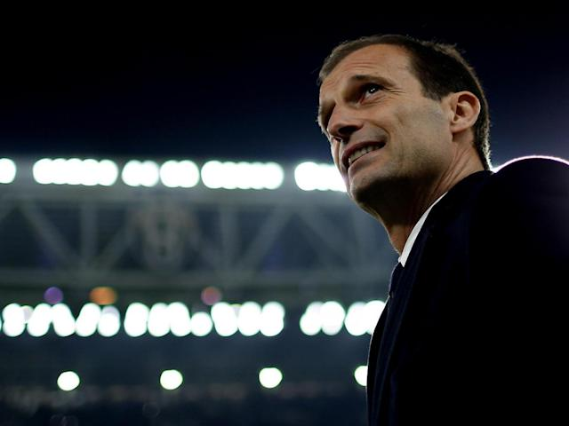 Allegri says Juventus will not make the same mistakes as PSG (Getty)
