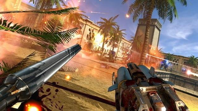 Serious Sam VR: The First Encounter | Juegos HTC Vive