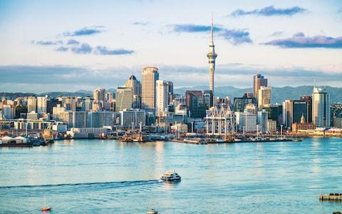 Begin your holiday in Auckland - Credit: GETTY