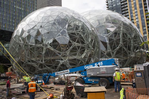 """<img alt=""""""""/><p>Welcome to <em>The Hunger Games</em>, Amazon HQ edition.</p> <p>Almost every <a rel=""""nofollow"""" href=""""http://www.businessinsider.com/amazon-headquarters-cities-in-a-bidding-war-2017-9/"""">major city in North America</a> has publicly stated that it will submit a proposal to become the home of Amazon's second headquarters, which the company claims will include 50,000 high-quality jobs. <a rel=""""nofollow"""" href=""""http://https://www.thestar.com/news/city_hall/2017/09/07/toronto-fighting-to-land-amazons-new-headquarters.html"""">Toronto Mayor John Tory</a> has already called it """"the Olympics of bidding,"""" a fun comparison since cities also tend to bid aggressively for the Olympics—only to end up regretting it years later.</p> <p>Like an Olympics bidding, cities will be putting together proposals that show why they're best suited for job—and why they'll help Amazon make a boatload of cash. That means elements like a young, educated workforce and an international airport, but also juicy incentives like tax breaks, regulatory exemptions and maybe even some changes to local laws that will make it easy for the company to operate.</p> <p>The payoff is big. Amazon has said it expects to invest $5 billion. But this isn't an arms race between cities. It's a race to the bottom, where Amazon—already adept at negotiating with local governments—holds all the cards.</p> <p>Money, Amazon states explicitly, talks.</p> <p>""""The initial cost and ongoing cost of doing business are critical decision drivers,"""" Amazon stated in <a rel=""""nofollow"""" href=""""https://images-na.ssl-images-amazon.com/images/G/01/Anything/test/images/usa/RFP_3._V516043504_.pdf"""">its request for proposals</a>.</p> <div><div><blockquote> <p>This is getting a little sad!!! <a rel=""""nofollow"""" href=""""https://t.co/2cJvIlAr8n"""">pic.twitter.com/2cJvIlAr8n</a></p> <p>— Kevin Roose (@kevinroose) <a rel=""""nofollow"""" href=""""https://twitter.com/kevinroose/status/910163872019034112"""">September 19, 2017</a></p> </blockquote></div></div> """