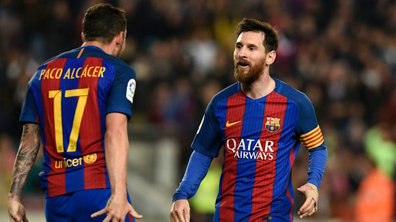 Barça-Juve, la stat encourageante de Leo Messi