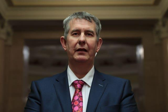 Edwin Poots cancer diagnosis