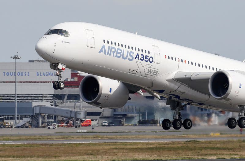 Exclusive: Airbus beats goal with 863 jet deliveries in 2019, ousts Boeing from top spot