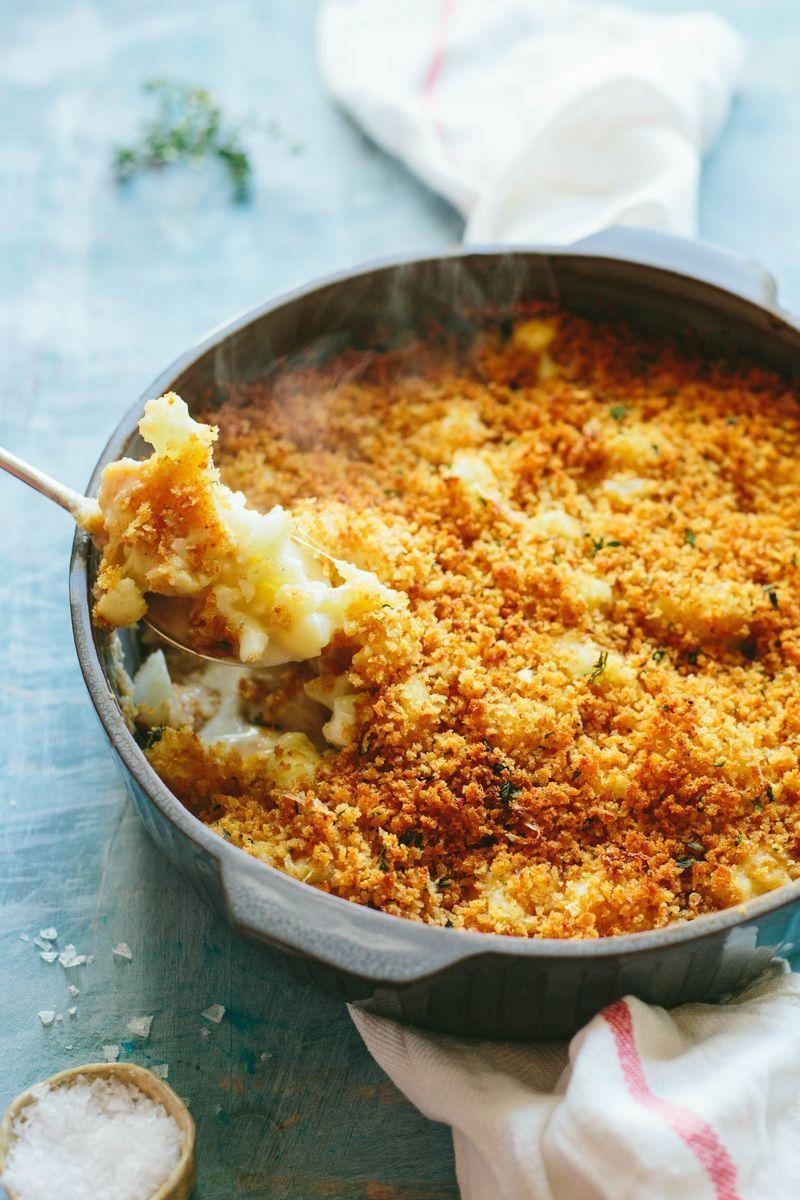 """<p>The <del>best</del> only way to eat cauliflower? Smothered in cheese and topped with bread crumbs, of course. </p><p><strong>Get the recipe at <a href=""""https://coleycooks.com/cauliflower-gratin/"""" rel=""""nofollow noopener"""" target=""""_blank"""" data-ylk=""""slk:Coley Cooks"""" class=""""link rapid-noclick-resp"""">Coley Cooks</a>.</strong> </p>"""